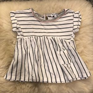 Splendid Striped Tee